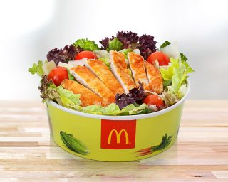 Caesar Grilled Chicken Salad