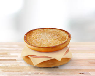 McToast with Ham and Cheese