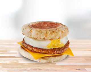 Sausage & Egg McMuffin