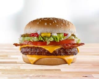 Quarter Pounder with Cheese BLT
